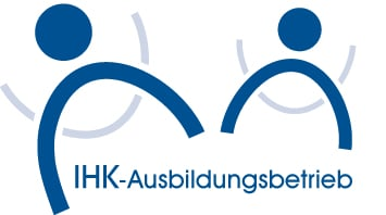 IHK Ausbildungsbetrieb Logo