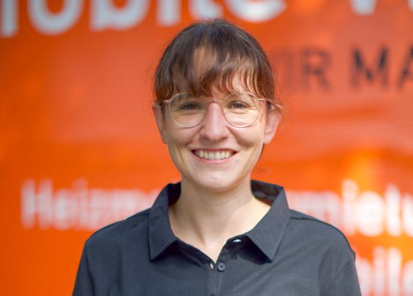Portraitfoto Saskia Stiefeling
